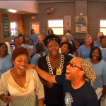 Arrested Development with prison choir